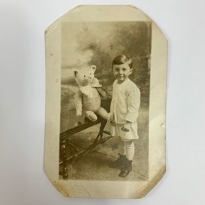 Other - Antique Victorian/Edwardian 1913 RPPC Photograph